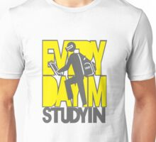 Every Day Im Studyin Back to School Unisex T-Shirt