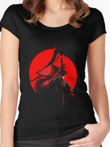 Samurai - Special Women's Fitted Scoop T-Shirt