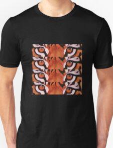 Eye of the tiger BIG CAT Unisex T-Shirt