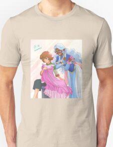 Voltron - Allura & Pidge Unisex T-Shirt
