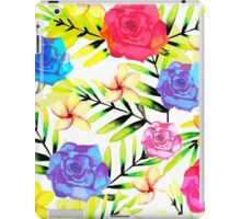 Floral iPad Case/Skin