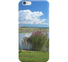 Old Port Clinton Lighthouse iPhone Case/Skin