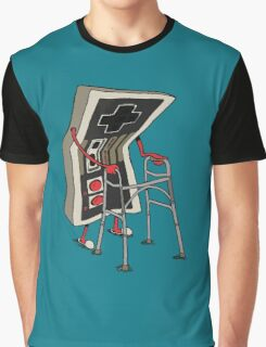 OLD GAMER Graphic T-Shirt