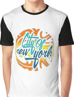 Wonderful New York Graphic T-Shirt