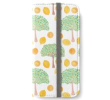 Lemons and Oranges iPhone Wallet/Case/Skin