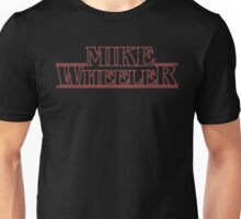 MIKE WHEELER BEST FRIENDS! Unisex T-Shirt