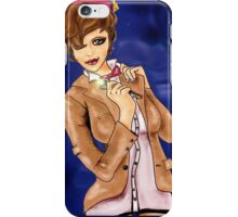 Fezzes Are Cool / Beautiful Whovian iPhone Case/Skin