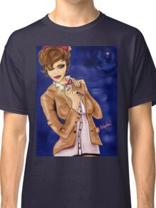 Fezzes Are Cool / Beautiful Whovian Classic T-Shirt