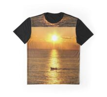 dawn on the sea Graphic T-Shirt