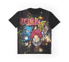 Natsu Family  Graphic T-Shirt