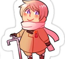 Hetalia Allies (Set 2) Stickers Sticker