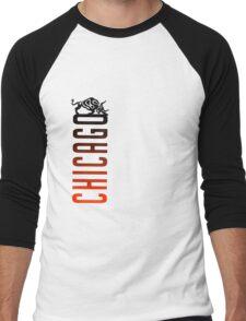 Chicago Men's Baseball ¾ T-Shirt