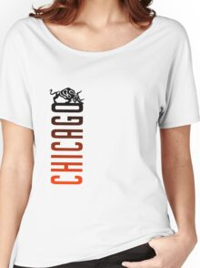 Chicago Women's Relaxed Fit T-Shirt