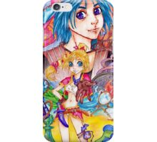 Another world, Another time iPhone Case/Skin