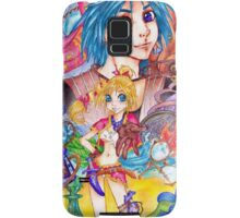 Another world, Another time Samsung Galaxy Case/Skin
