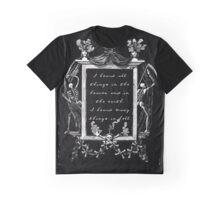 The Tell Tale Heart  Graphic T-Shirt