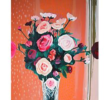 Roses For Her Photographic Print