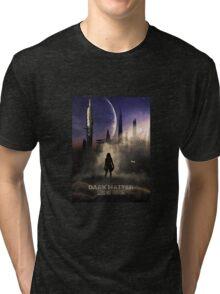 Dark Matter - 2Boss - Portia Lin Tri-blend T-Shirt