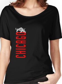 One Night in Chicago  Women's Relaxed Fit T-Shirt
