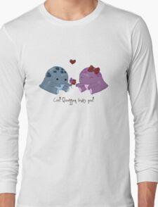 Quaggan loves you! Long Sleeve T-Shirt