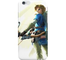 Link Archer Breath of the Wild iPhone Case/Skin
