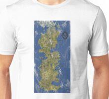 Westeros Map Unisex T-Shirt
