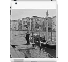 Venetian Morning (1) iPad Case/Skin