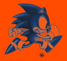 Sonic (Blue)  Kids Clothes