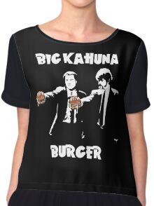 Pulp Fiction - The Kahuna Burger Chiffon Top