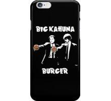 Pulp Fiction - The Kahuna Burger iPhone Case/Skin
