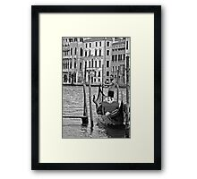 Venetian Morning (2) Framed Print