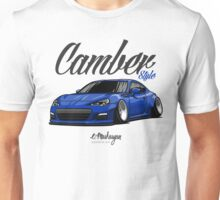 Camber Style BRZ (blue) Unisex T-Shirt