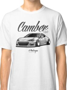 Camber Style BRZ (white) Classic T-Shirt