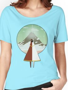 Journey Women's Relaxed Fit T-Shirt