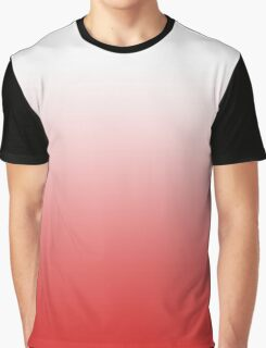 Red shade Graphic T-Shirt