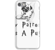 Pug Patronus iPhone Case/Skin