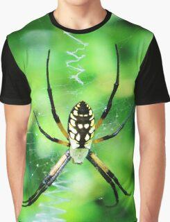 Spider Graphic T-Shirt