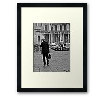 Venetian Morning (3) Framed Print