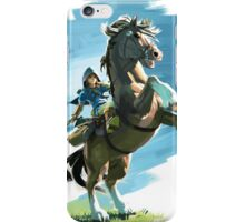 Link & Epona iPhone Case/Skin