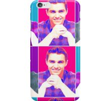 Dave Franco Andy Worhol Pillow iPhone Case/Skin
