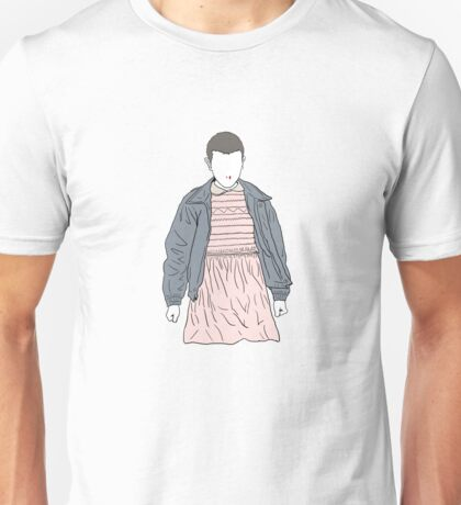 Eleven (minimal) - Stranger Things Unisex T-Shirt