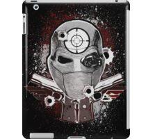 Deadshot - Emblem iPad Case/Skin