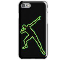 BOLT STENCIL iPhone Case/Skin