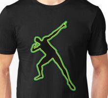 BOLT STENCIL Unisex T-Shirt