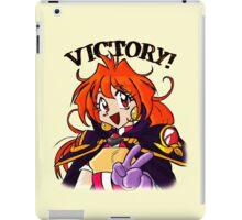 Slayers - VICTORY! iPad Case/Skin