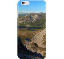 Eastern View From Errigal iPhone Case/Skin