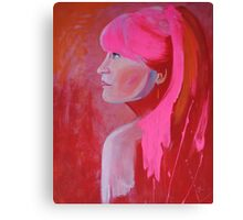Radical and Radiant  Canvas Print