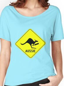 Typical Aussie Women's Relaxed Fit T-Shirt