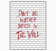 Another Brick In The Wall Kids Tee