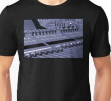 Mixing Console Unisex T-Shirt